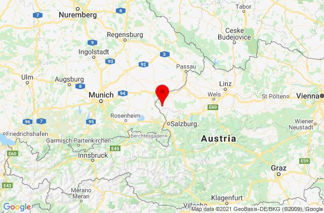 Pincér/nő (2 fő) - Ausztria